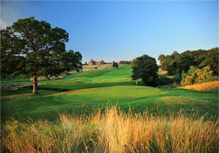 Overview of golf course named East Sussex National Golf and Country Club