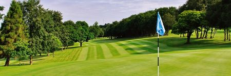 Overview of golf course named Edgbaston Golf Club