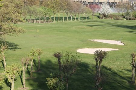 Eggborough Power Station Golf Club Cover Picture