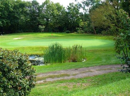 Eltham warren golf club cover picture