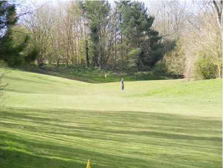 Overview of golf course named Entry Hill Golf Course (Bath)