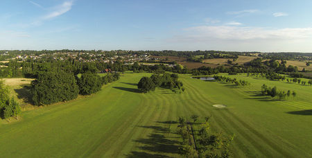 Overview of golf course named Epping Golf Club