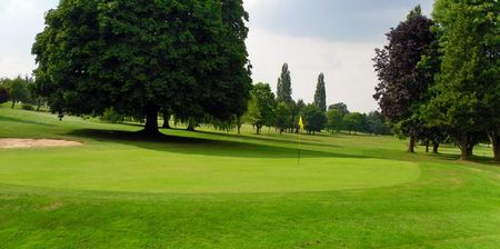 Lilley Brook Golf Club Cover Picture