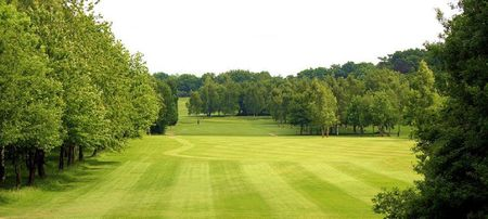 Overview of golf course named Lingdale Golf Club