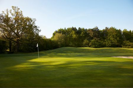 Overview of golf course named Lingfield Park Golf Club