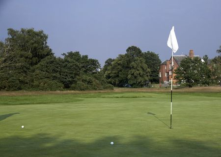 London Scottish Golf Club Cover Picture