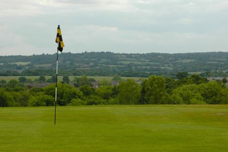 Overview of golf course named Loughton Golf Club