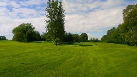Overview of golf course named Louth Golf Club