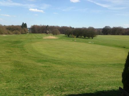 Lullingstone Park Golf Club Cover Picture
