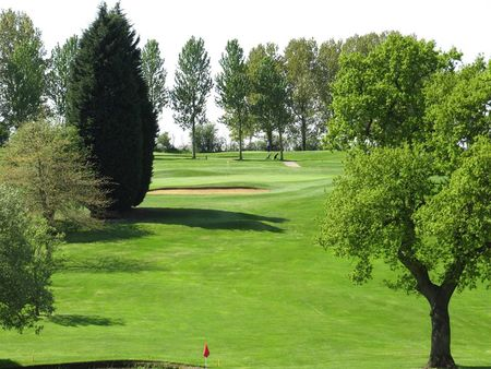 Overview of golf course named Lutterworth Golf Club