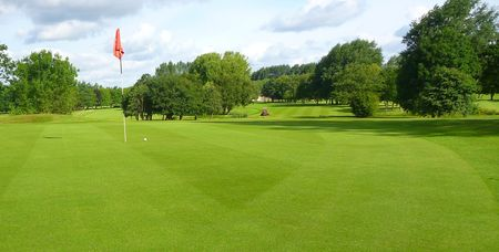 Overview of golf course named Lymm Golf Club