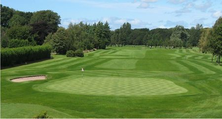 Lytham Green Drive Golf Club Cover Picture