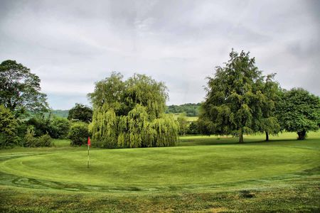 Overview of golf course named Darenth Valley Golf Club