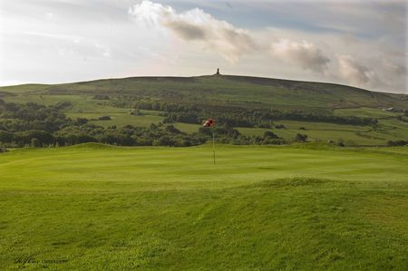 Overview of golf course named Darwen Golf Club