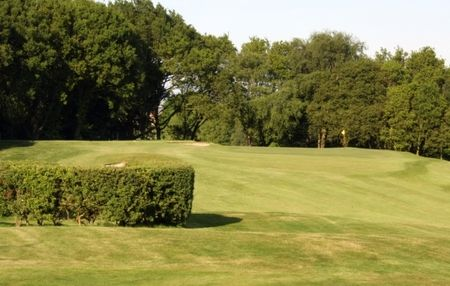 Overview of golf course named Dean Wood Golf Club