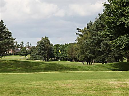 Deane Golf Club Cover Picture