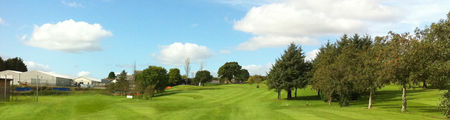 Dinnaton Golf Club Cover Picture