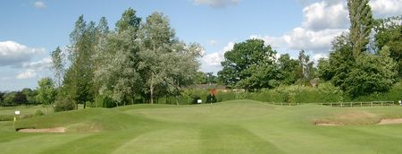 Overview of golf course named Dinsdale Spa Golf Club