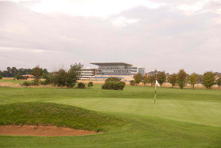Overview of golf course named Doncaster Town Moor Golf Club