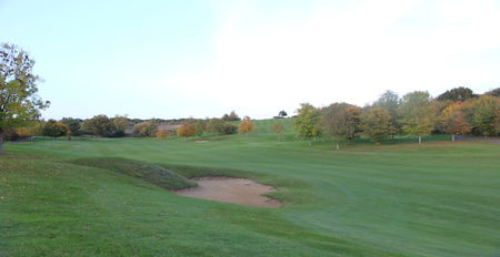 Donnington Grove Country Club Cover Picture