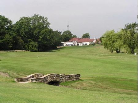 Overview of golf course named Dore and Totley Golf Club