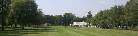 Overview of golf course named Drayton Park Golf Club