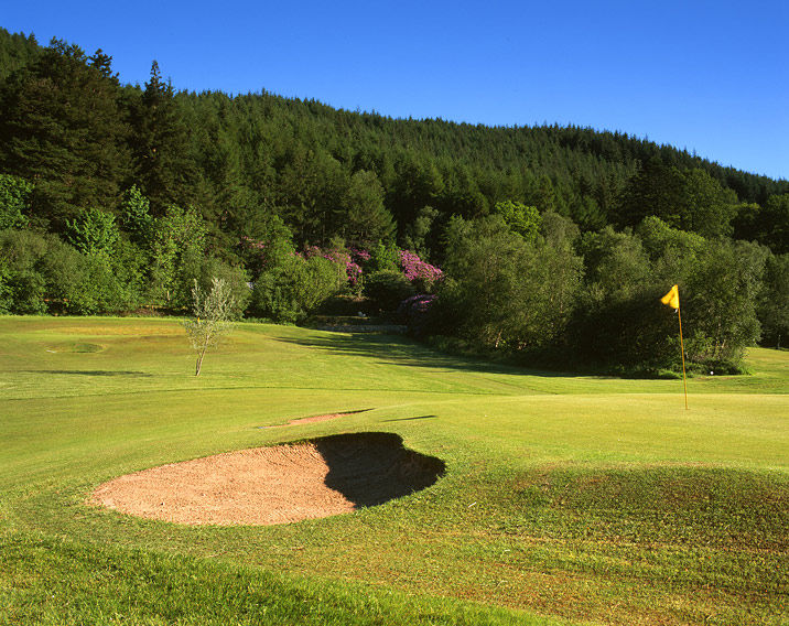 Eskdale golf club cover picture