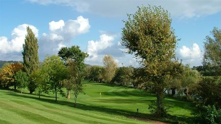 Overview of golf course named Evesham Golf Club