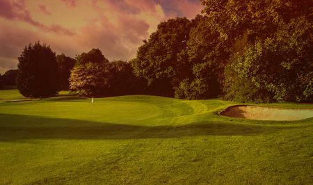 Falconwood golf club cover picture