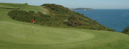 Overview of golf course named Falmouth Golf Club