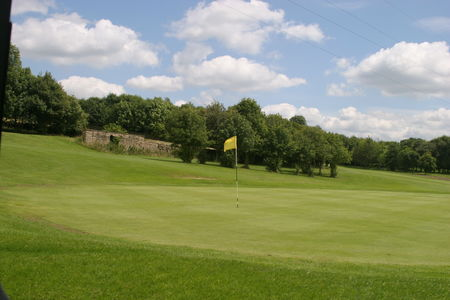 Fardew golf club cover picture