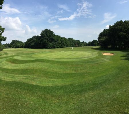Overview of golf course named Maidenhead Artisans Golf Club