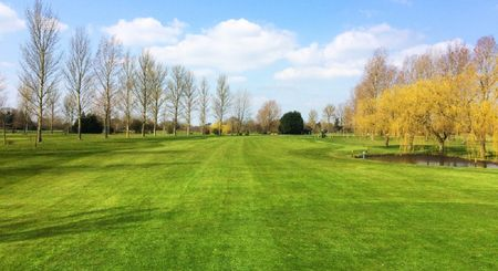 Overview of golf course named Maldon Golf Club