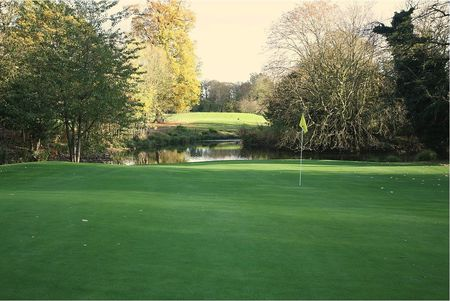 Overview of golf course named Manor of Groves Golf Club