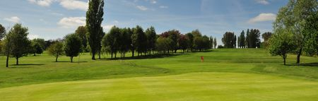 Overview of golf course named Market Harborough Golf Club