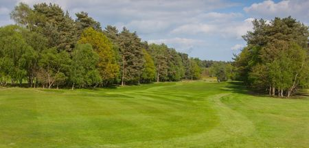 Overview of golf course named Market Rasen and District Golf Club