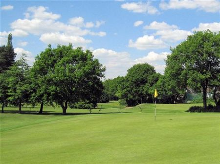 Overview of golf course named Marple Golf Club