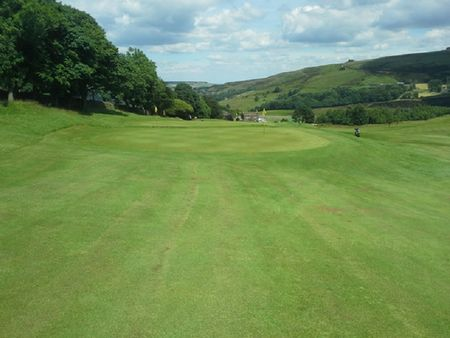 Overview of golf course named Marsden Golf Club