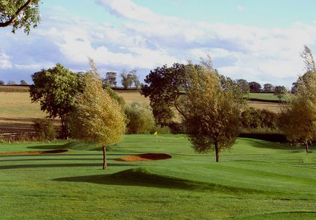 Melton Mowbray Golf Club Cover Picture