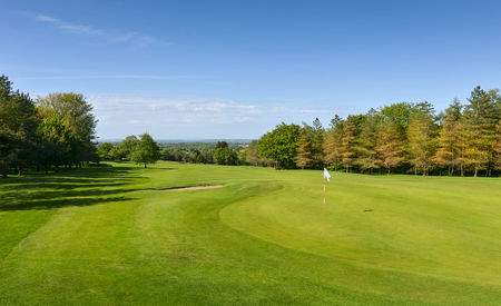 Overview of golf course named Mendip Golf Club