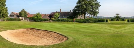 Overview of golf course named Mendip Spring Golf Club