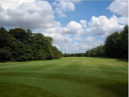 Overview of golf course named Mersey Valley Golf Club