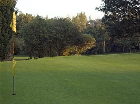 Overview of golf course named Mickleover Golf Club