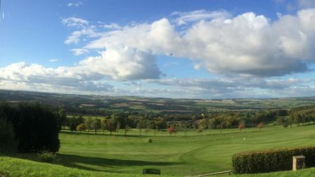 Overview of golf course named Consett and District Golf Club