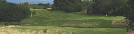 Overview of golf course named Cookridge Hall Golf Club
