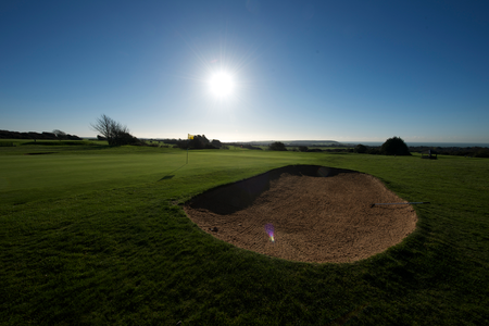 Corhampton Golf Club Cover