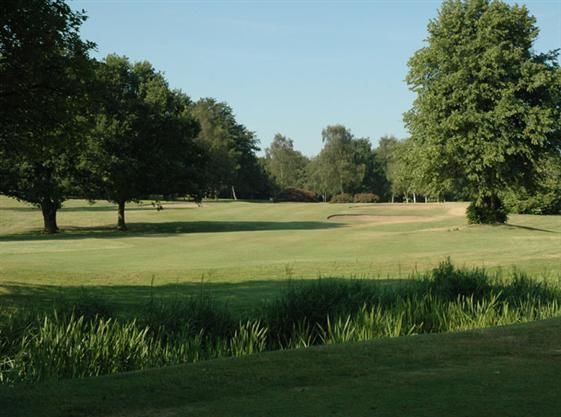 Costessey park golf club cover picture