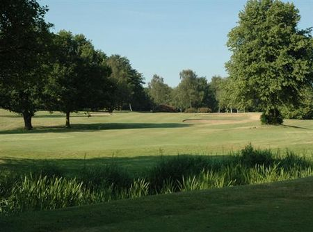 Overview of golf course named Costessey Park Golf Club