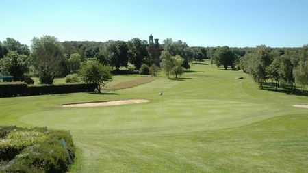 Overview of golf course named Cotgrave Place Golf Club
