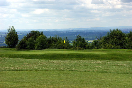 Overview of golf course named Cotswold Edge Golf Club